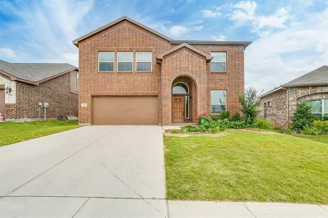 1205 Jake Court, Weatherford, TX 76087 (MLS #14606498) :: The Hornburg Real Estate Group