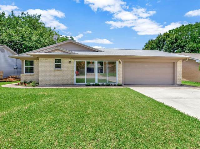 808 Memorial Drive, Wylie, TX 75098 (MLS #14606503) :: The Chad Smith Team