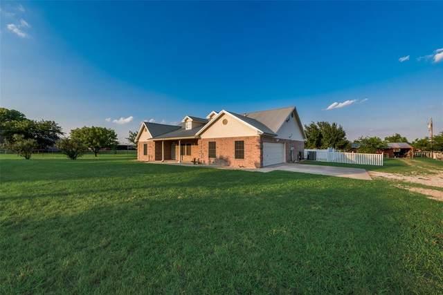 197 Old Chisholm Trail, Rhome, TX 76078 (MLS #14606509) :: The Good Home Team