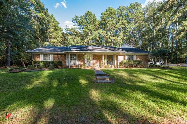 447 Burrow Lane, Cotton Valley, LA 71018 (MLS #14606511) :: The Russell-Rose Team