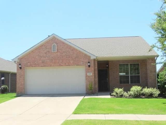 537 Rockledge Court, Frisco, TX 75036 (MLS #14606515) :: EXIT Realty Elite