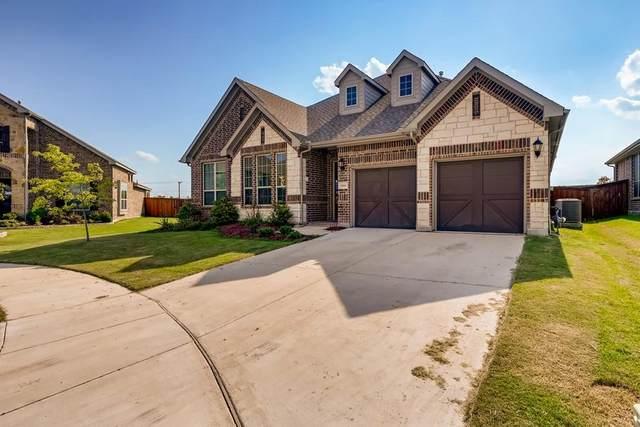 15101 Teasley Avenue, Aledo, TX 76008 (MLS #14606540) :: The Hornburg Real Estate Group