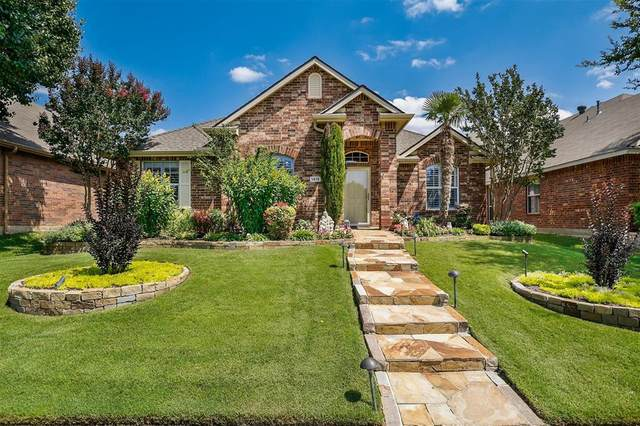1415 Brook Ridge Avenue, Allen, TX 75002 (MLS #14606560) :: The Good Home Team
