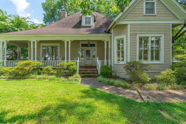 414 College Street, Sulphur Springs, TX 75482 (MLS #14606563) :: The Property Guys