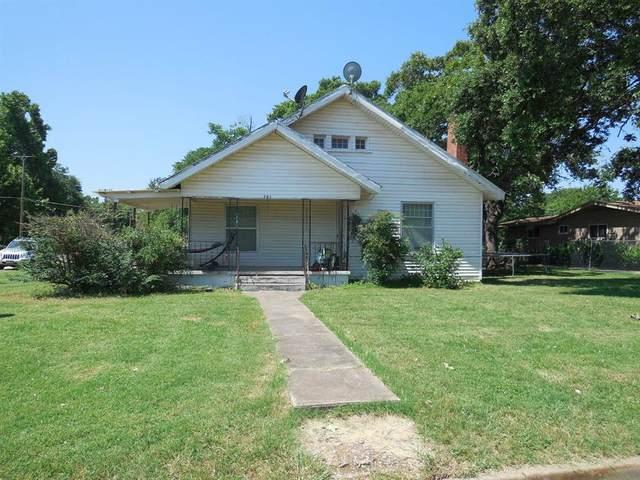 701 Cherry Street, Ranger, TX 76470 (MLS #14606567) :: Real Estate By Design