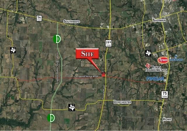 TBD State Hwy 289, Dorchester, TX 75459 (MLS #14606571) :: The Rhodes Team