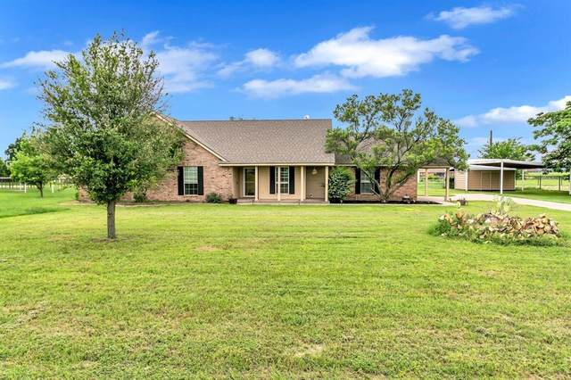 644 Olive Branch Road, Brock, TX 76087 (MLS #14606647) :: Trinity Premier Properties