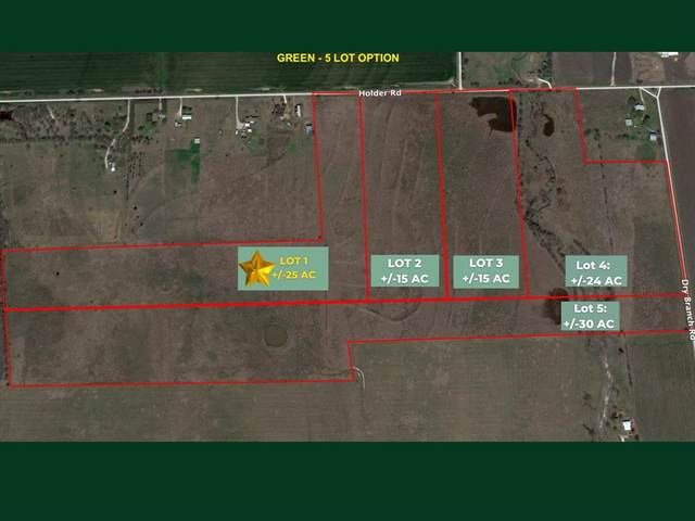 TBD Holder Road, Waxahachie, TX 75165 (#14606660) :: Homes By Lainie Real Estate Group
