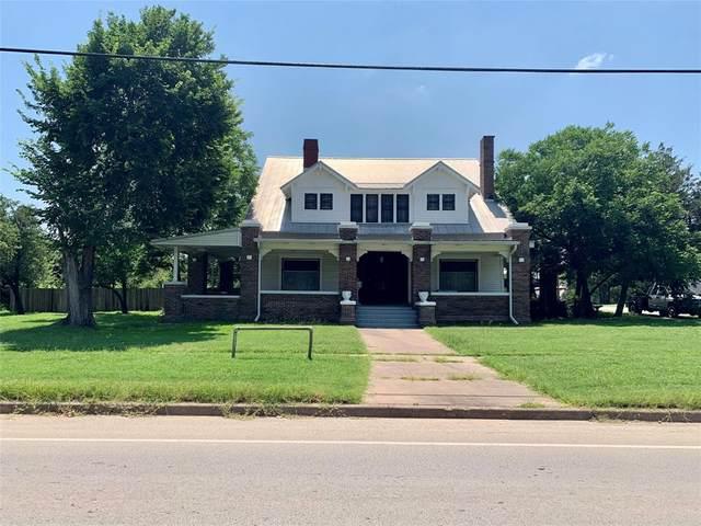 611 Clay Street, Nocona, TX 76255 (MLS #14606661) :: The Rhodes Team