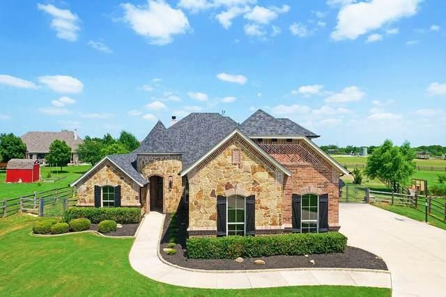 13399 Cromer Drive, Newark, TX 76071 (MLS #14606662) :: The Good Home Team