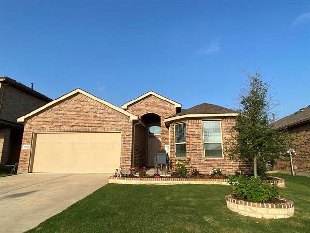 10116 Saltbrush Street, Fort Worth, TX 76177 (MLS #14606671) :: The Good Home Team