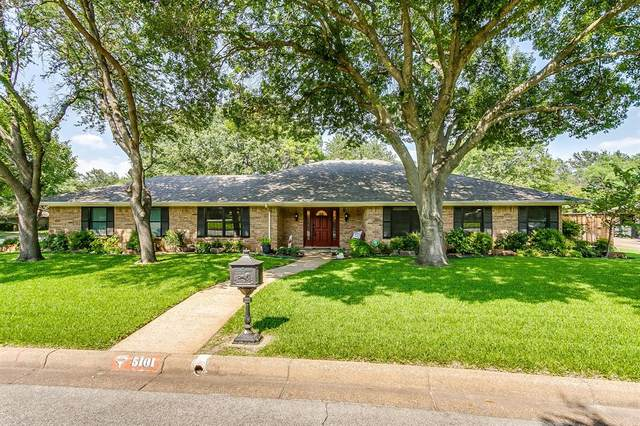 5101 Paint Rock Court, Fort Worth, TX 76132 (MLS #14606678) :: The Good Home Team