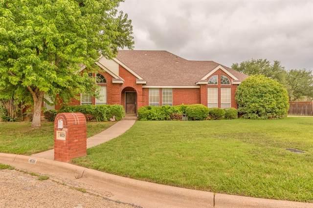 4618 Hummingbird Circle, Abilene, TX 79606 (MLS #14606699) :: ACR- ANN CARR REALTORS®
