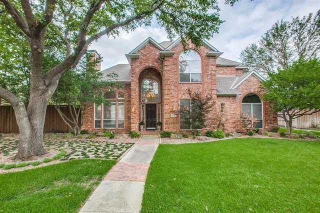 3504 Hearst Castle Way, Plano, TX 75025 (MLS #14606701) :: The Good Home Team