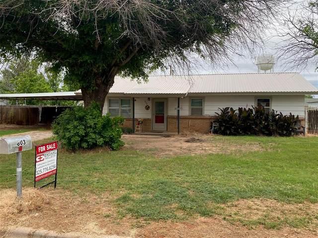 803 E 7th Street, Rotan, TX 79546 (MLS #14606702) :: Lisa Birdsong Group   Compass