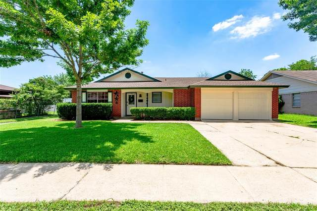 1606 Mcdonald Drive, Garland, TX 75041 (MLS #14606751) :: Feller Realty