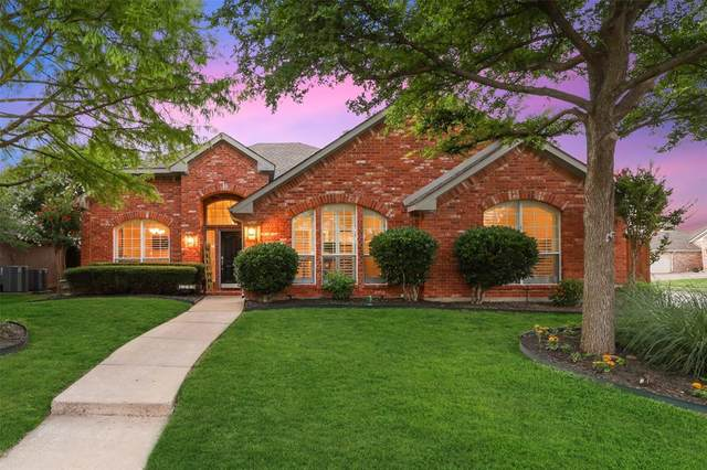 1300 Capstan Drive, Allen, TX 75013 (MLS #14606782) :: The Good Home Team