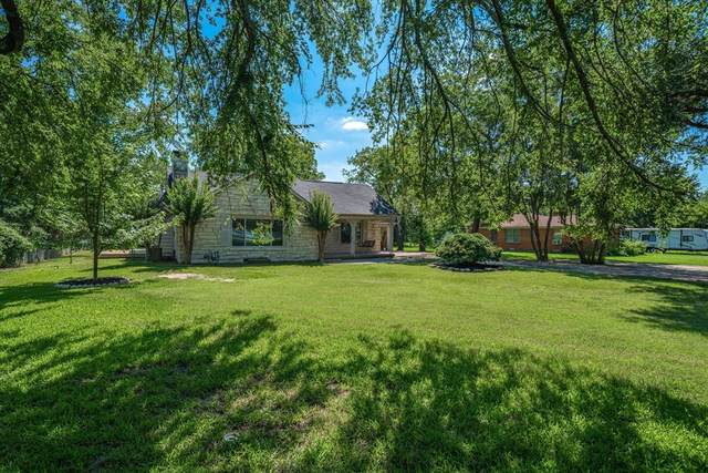 819 Griffith Avenue, Terrell, TX 75160 (MLS #14606791) :: Wood Real Estate Group
