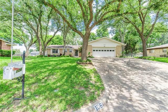 106 Poinsetta Circle, Terrell, TX 75160 (MLS #14606795) :: Feller Realty