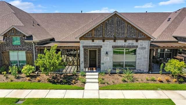 3921 Dalea Drive, Prosper, TX 75078 (MLS #14606796) :: The Good Home Team