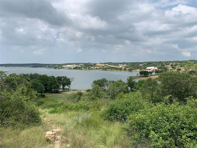 243 Hidden Shores Lot 6, Cisco, TX 76437 (MLS #14606803) :: Robbins Real Estate Group
