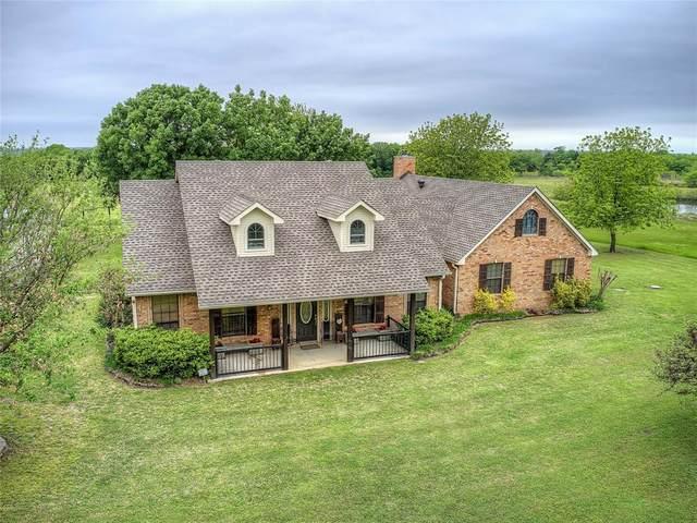 3956 County Road 3401, Lone Oak, TX 75453 (MLS #14606806) :: Real Estate By Design