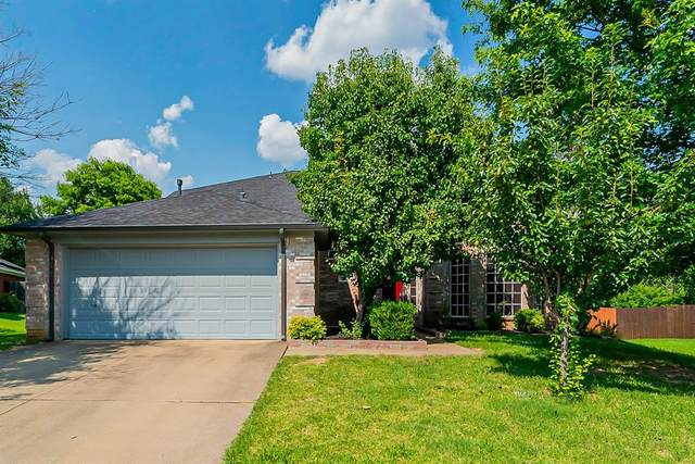 315 Cliffdale Drive, Euless, TX 76040 (MLS #14606811) :: The Good Home Team