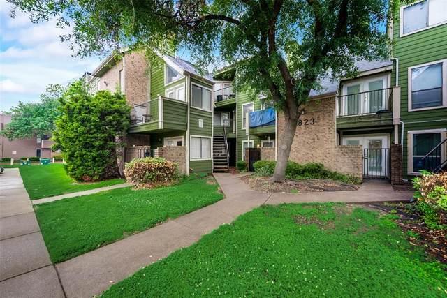 9823 Walnut Street L205, Dallas, TX 75243 (MLS #14606813) :: Real Estate By Design