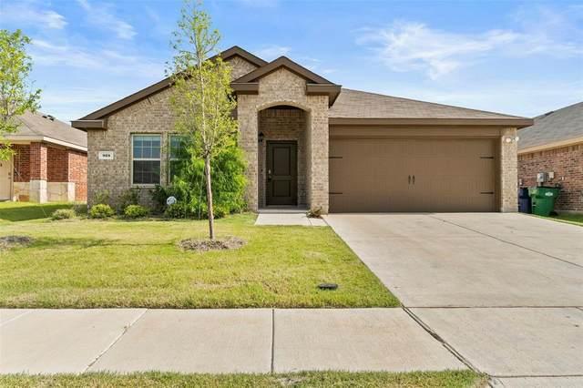 925 Newby Lane, Fate, TX 75189 (MLS #14606820) :: NewHomePrograms.com