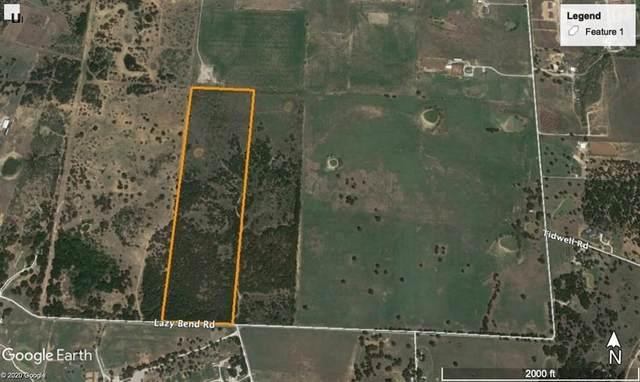 3500 Lazy Bend Road, Brock, TX 76066 (MLS #14606823) :: Trinity Premier Properties