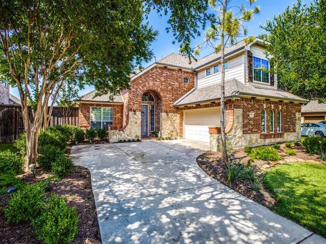 421 Long Cove Court, Allen, TX 75002 (MLS #14606832) :: The Good Home Team