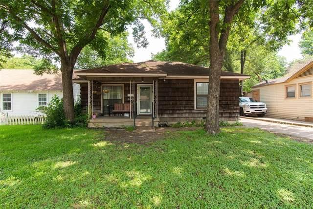 6811 Overlook Drive, Dallas, TX 75227 (MLS #14606859) :: The Good Home Team