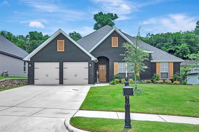 329 Bluffside Trail, Benbrook, TX 76126 (MLS #14606862) :: The Hornburg Real Estate Group