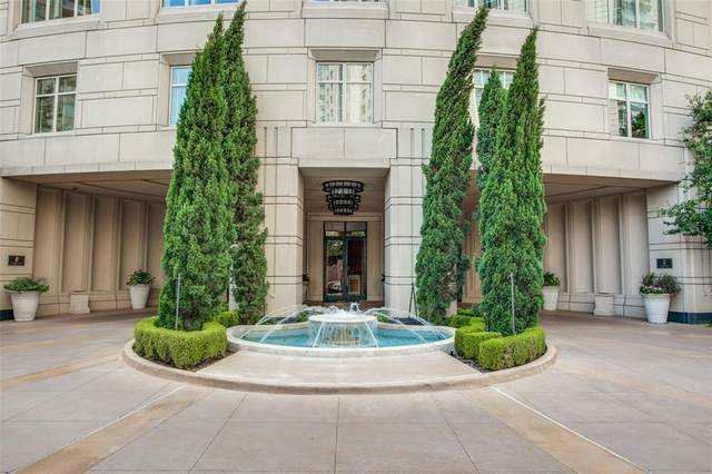 2555 N Pearl Street #1903, Dallas, TX 75201 (MLS #14606867) :: EXIT Realty Elite