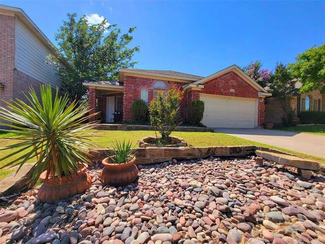 8208 Dynasty Drive, Fort Worth, TX 76123 (MLS #14606871) :: The Good Home Team