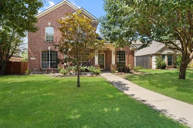 11682 La Grange Drive, Frisco, TX 75035 (MLS #14606874) :: The Good Home Team