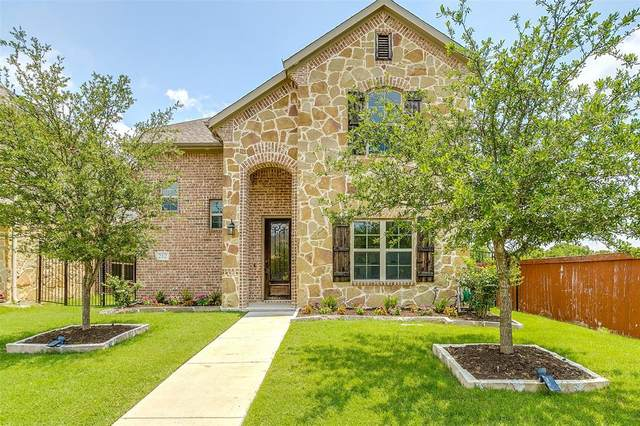 212 Post View Drive, Aledo, TX 76008 (MLS #14606877) :: EXIT Realty Elite