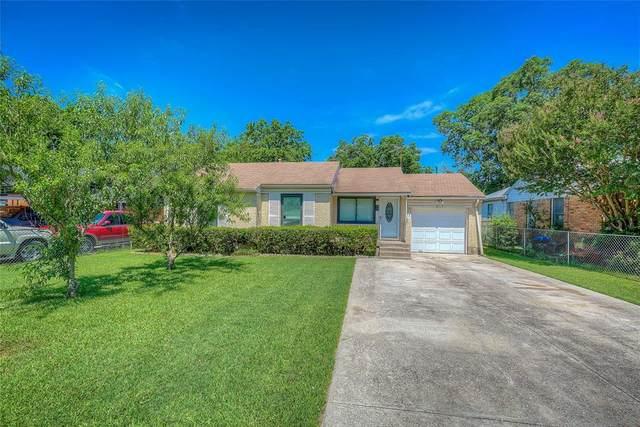 10513 Cayuga Drive, Dallas, TX 75228 (MLS #14606885) :: Real Estate By Design