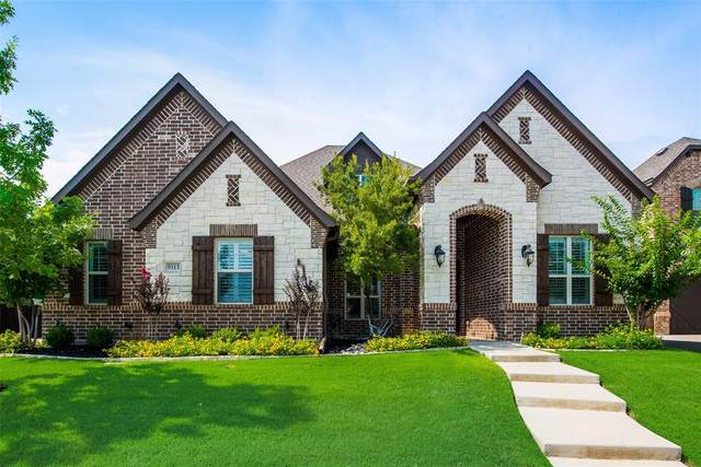 9113 Glendara Drive, North Richland Hills, TX 76182 (MLS #14606890) :: The Hornburg Real Estate Group