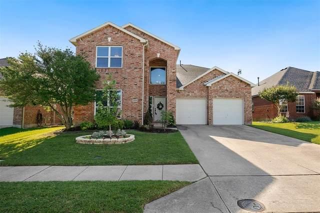 2805 Drake Court, Mckinney, TX 75072 (MLS #14606900) :: The Property Guys