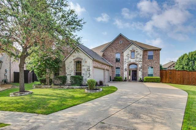 2616 Longbow Drive, Little Elm, TX 75068 (MLS #14606902) :: The Good Home Team
