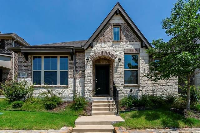 2117 Olivereta Drive, Little Elm, TX 75068 (MLS #14606921) :: Craig Properties Group