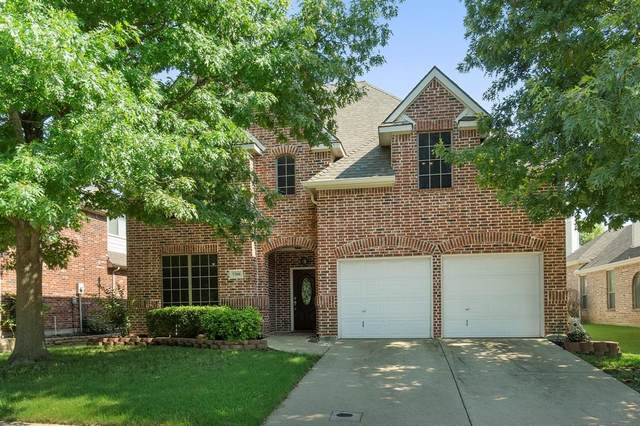 7308 Teakwood Drive, Mckinney, TX 75072 (MLS #14606952) :: Crawford and Company, Realtors