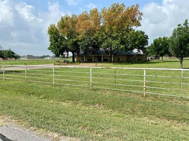 101 Laguna Vista Drive, Waxahachie, TX 75165 (MLS #14606959) :: The Rhodes Team