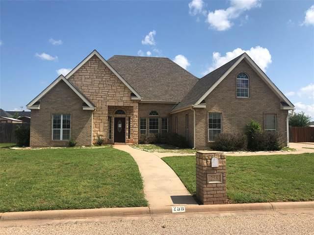 258 Derringer Street, Tuscola, TX 79562 (MLS #14606964) :: 1st Choice Realty