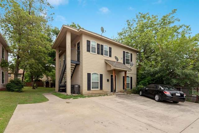2809 Wayside Avenue, Fort Worth, TX 76110 (MLS #14606983) :: Wood Real Estate Group