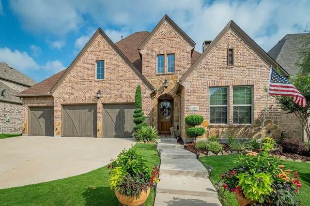 1317 Grassland Drive, Celina, TX 75009 (MLS #14606994) :: The Good Home Team