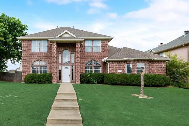 1717 Calgary Drive, Desoto, TX 75115 (MLS #14606996) :: The Hornburg Real Estate Group