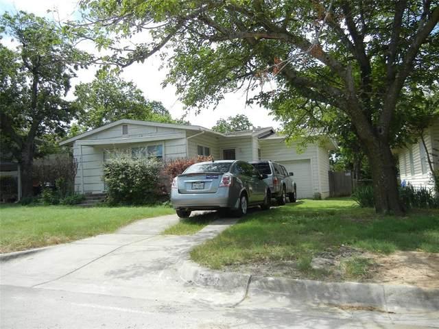 7463 Mohawk Avenue, Fort Worth, TX 76116 (MLS #14607002) :: The Chad Smith Team