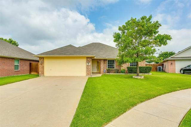 309 Mary Kay Court, Burleson, TX 76028 (MLS #14607014) :: The Hornburg Real Estate Group
